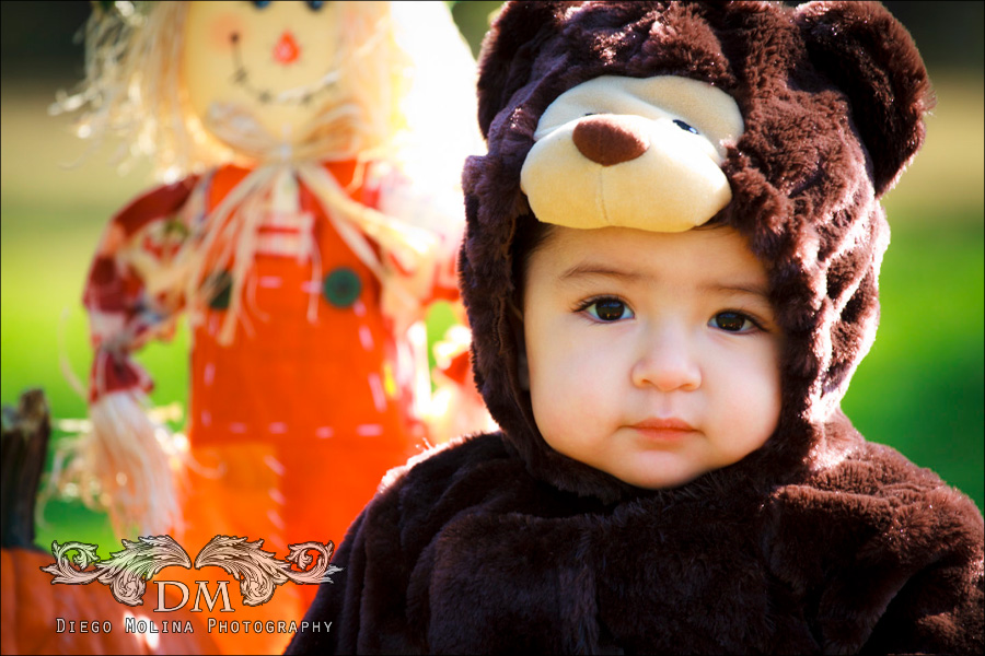 Baby Portrait by Diego Molina Photography