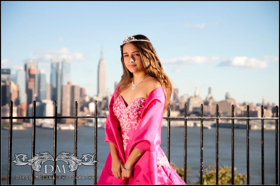 Sweet Sixteen Portrait Session by Diego Molina Photography
