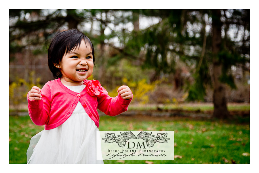 Baby girl birthday and family portrait photography session - Lifestyle, Wedding and Engagement Photography