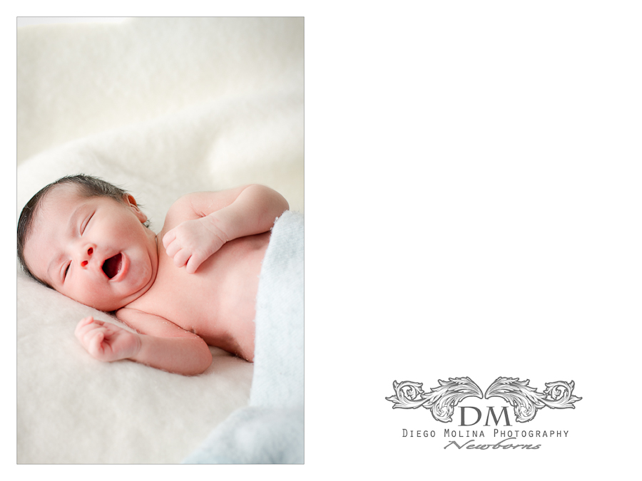 Newborn Anouncements, Lifestyle, Wedding and Portrait Photography