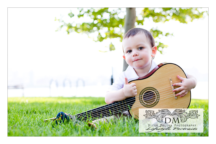 Hoboken Portrait, Baby and Family Photography