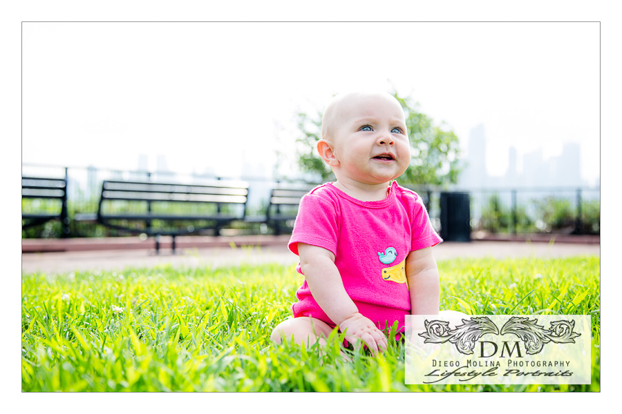 Baby Girl Portrait Session - NJ Family, Baby and Children Photography