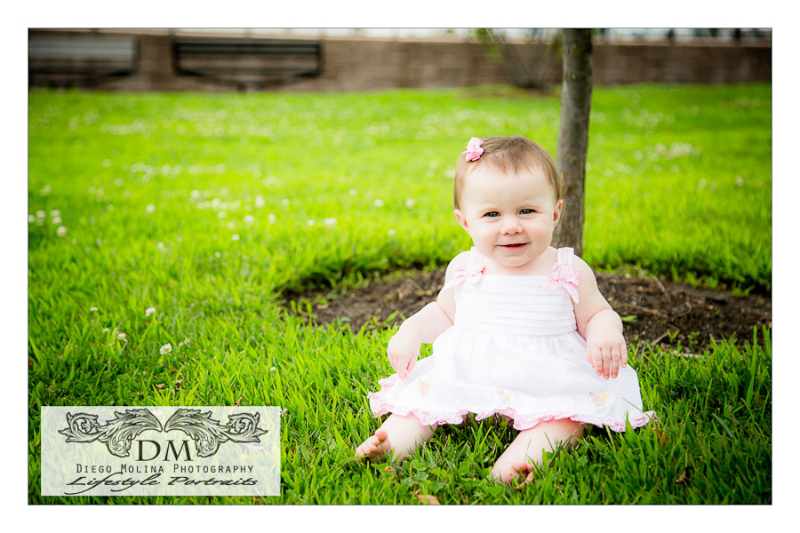 NJ Family and Baby Portrait Session - NYC NJ Portrait Photographer