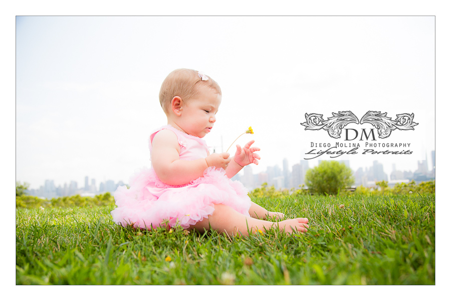 NJ Family and Baby Portrait Session - NJ Portrait and Family Photographer