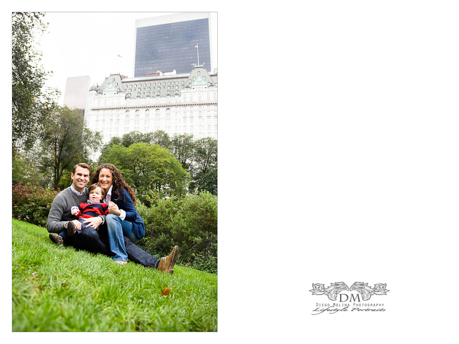 Central Park Family Photography New York, NY