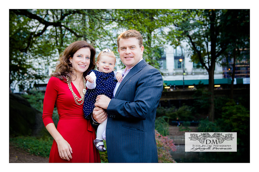 family photography session the plaza nyc