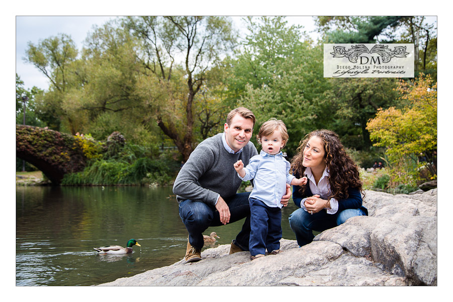 Family Photography Central Park NYC | Family and Family Portraits New York