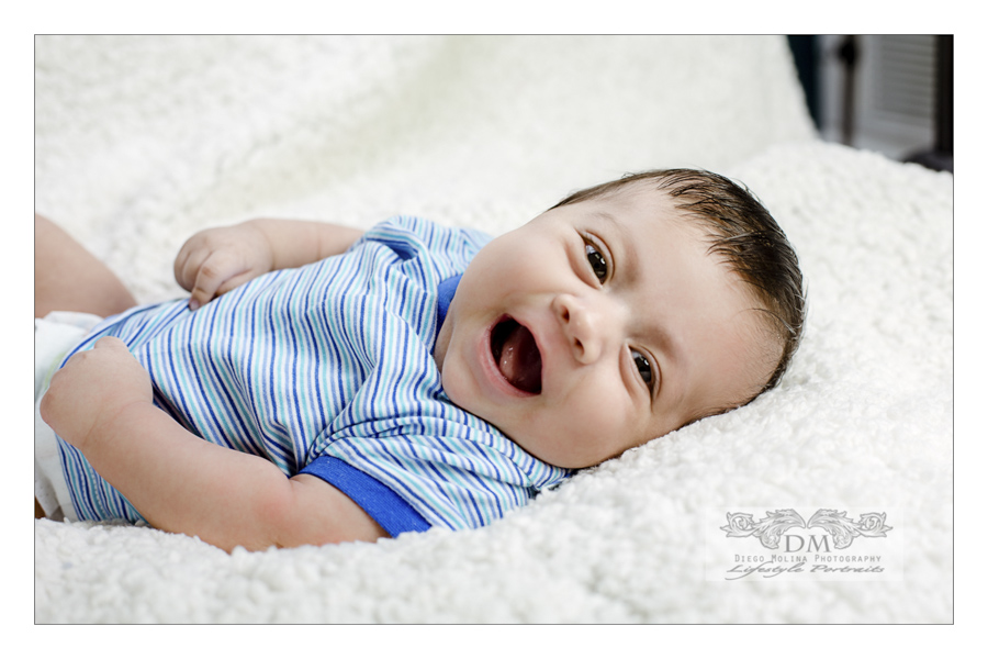 One of the Best NYC Baby Photography Studio