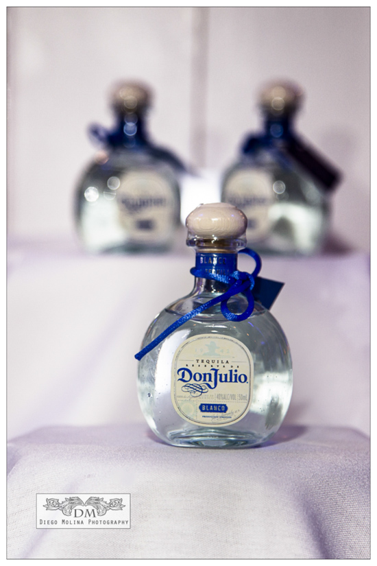 The Best Wedding Favors Ever Don Julio Mini Bottles Mexican Made Tekila