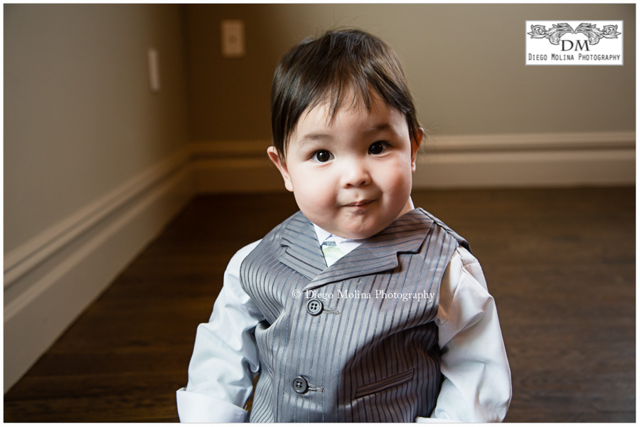 First Birthday Portrait Session - Englewood Cliffs NJ