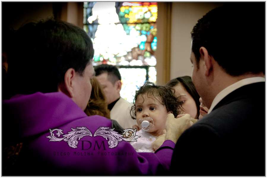 Event and Baptism Photography by Diego Molina Photography