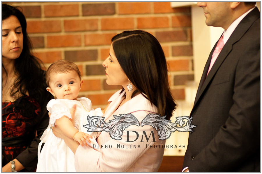 Baptism and Event Photography by Diego Molina Photography