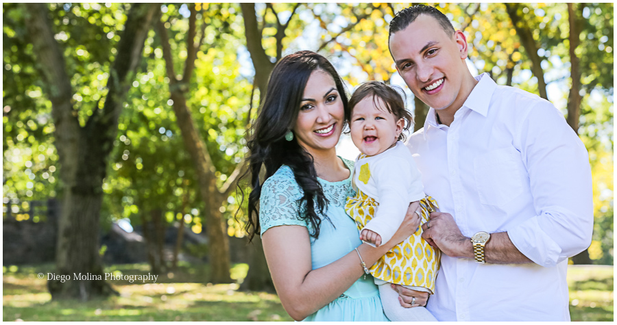 Professional family photographer New York City