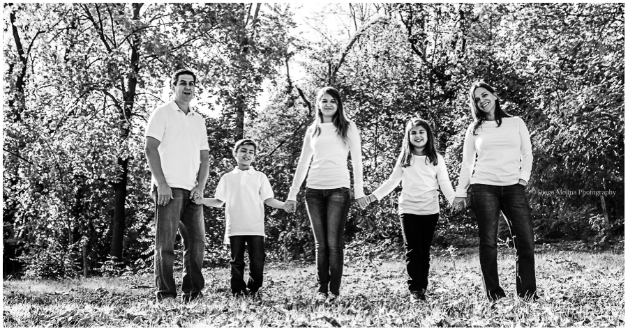 Alpine family photography in Bergen County NJ