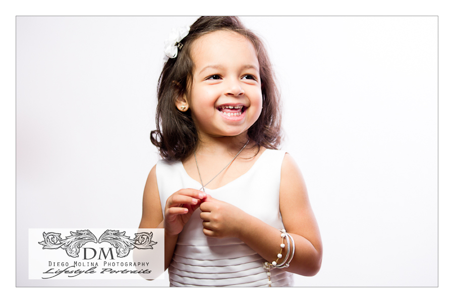 child photography sessions at the studio