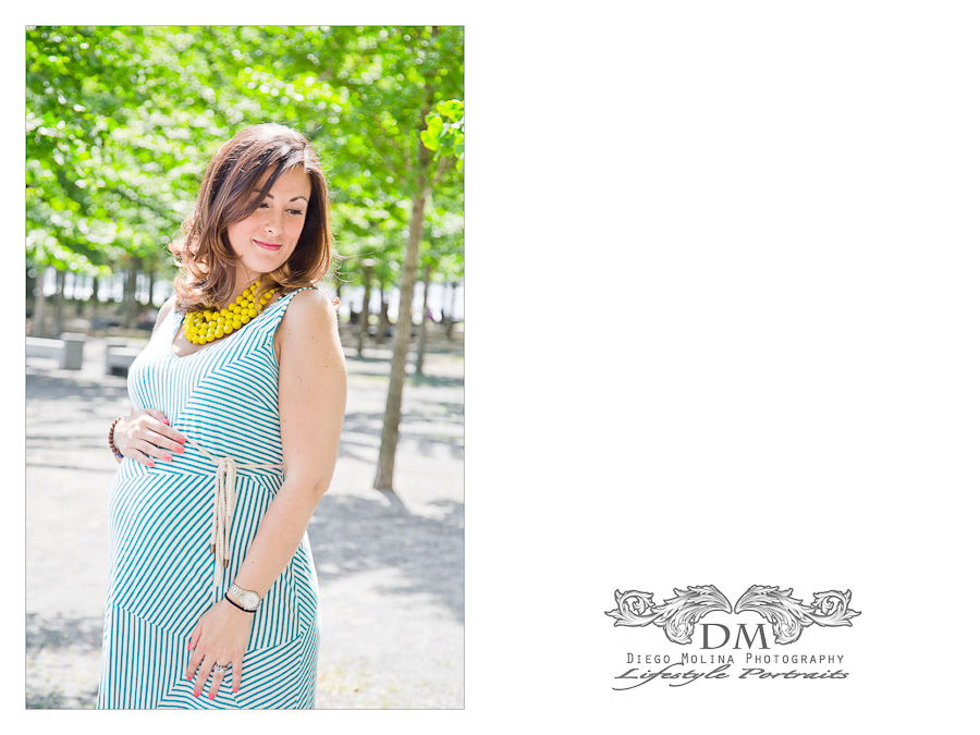 Hoboken Maternity, Newborn and Baby Photography