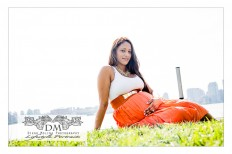 Pregnant in Heels - Hoboken Maternity Photography Studio, Hoboken, NJ Maternity Photographer