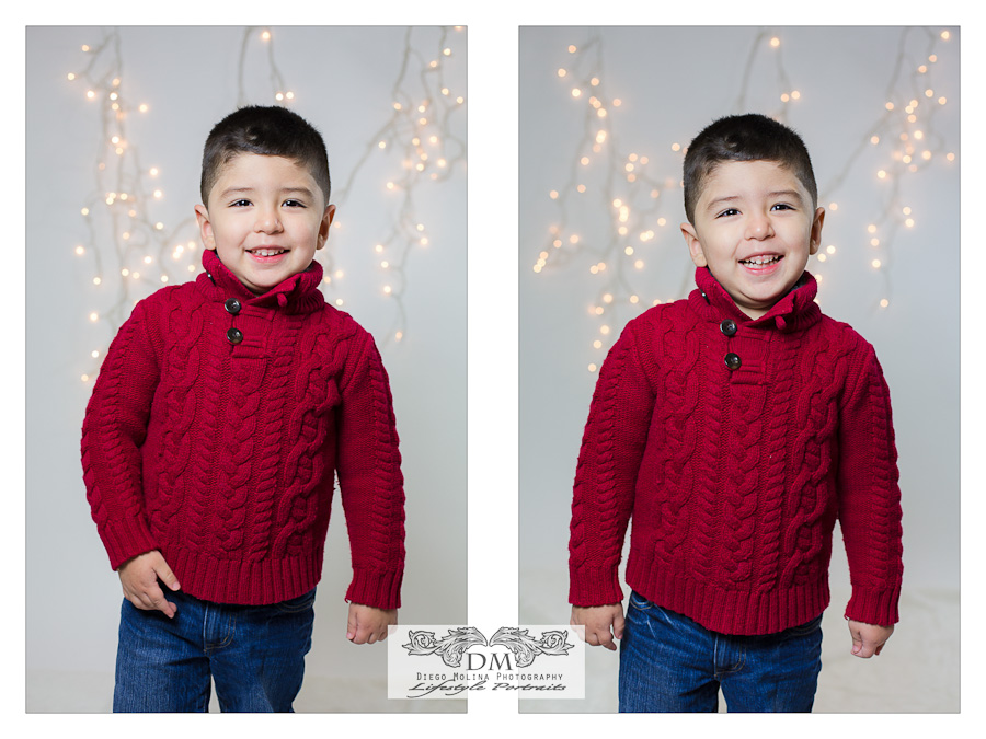 Holiday Portrait Photographer