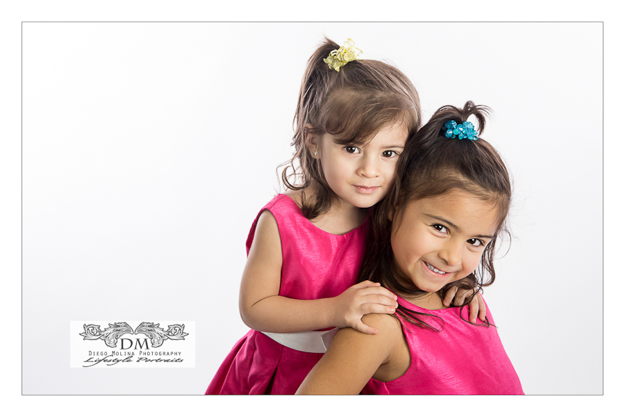 Little Girls Portrait Photographer