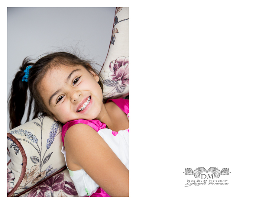 Little Girl Portrait Photographer