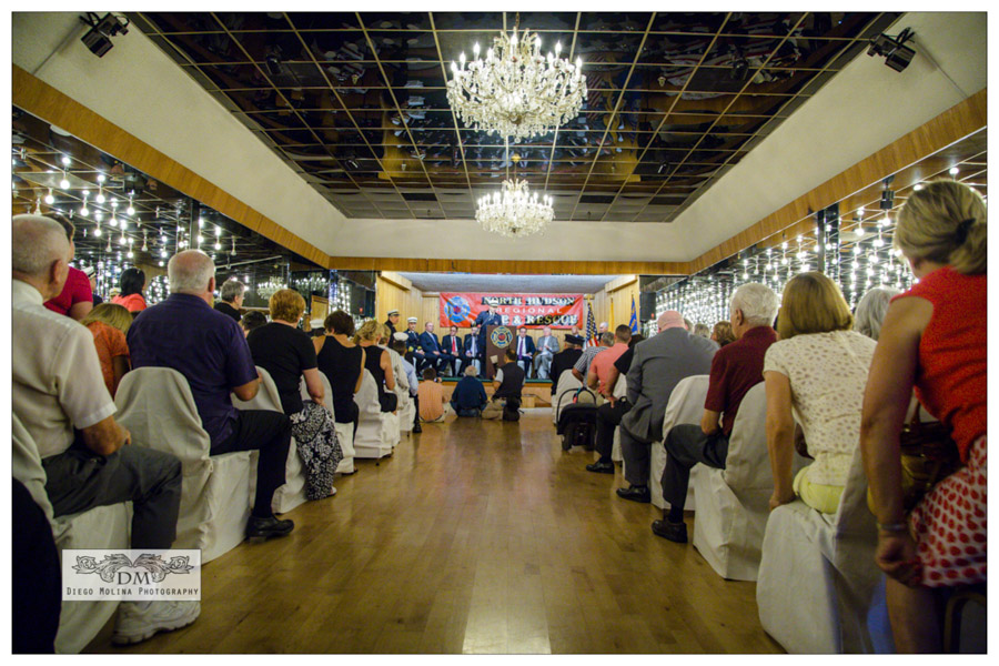 Event photographers and special ceremonies