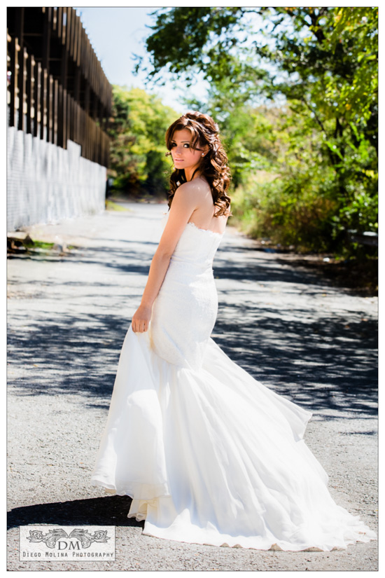 Stunning Bride Wedding Photographers in New Jersey