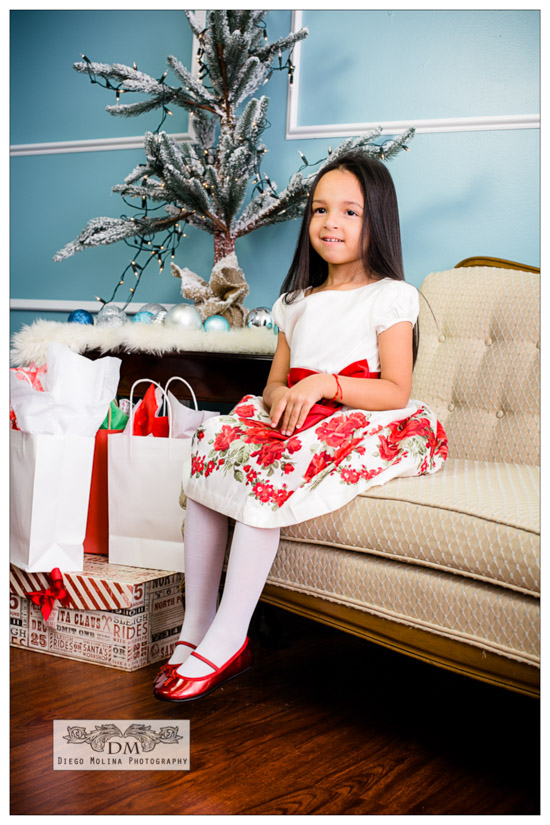 Holiday Cards Portrait Sessions NYC - New York City Photographers