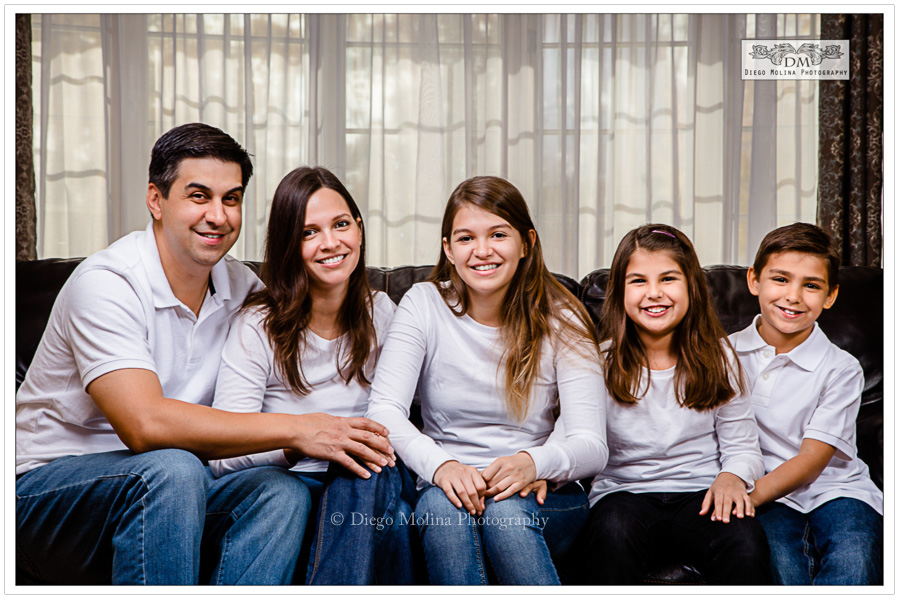 On-Location family photography sessions Bergen County