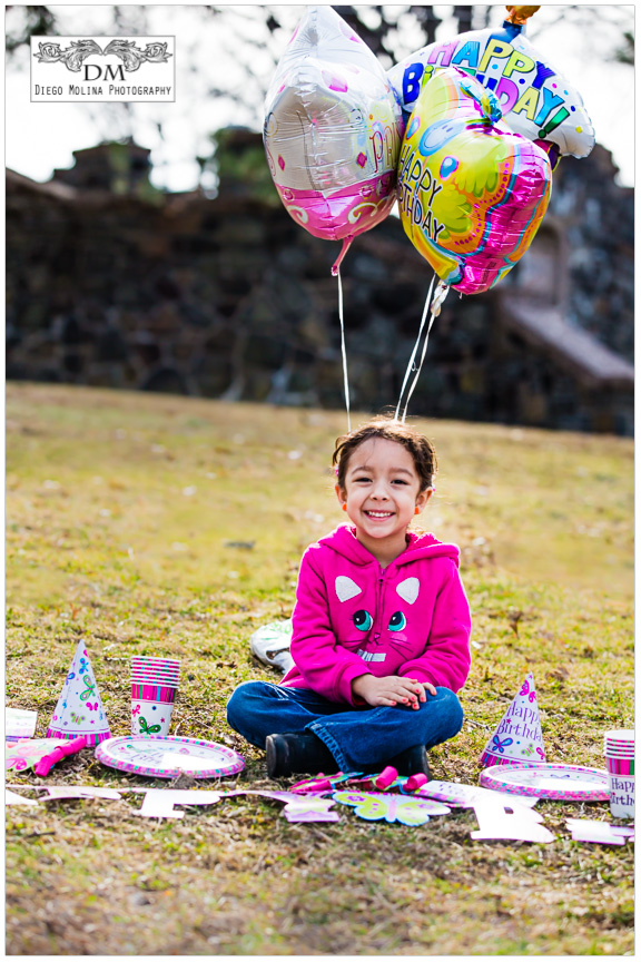 nj birthday photography - child portraits