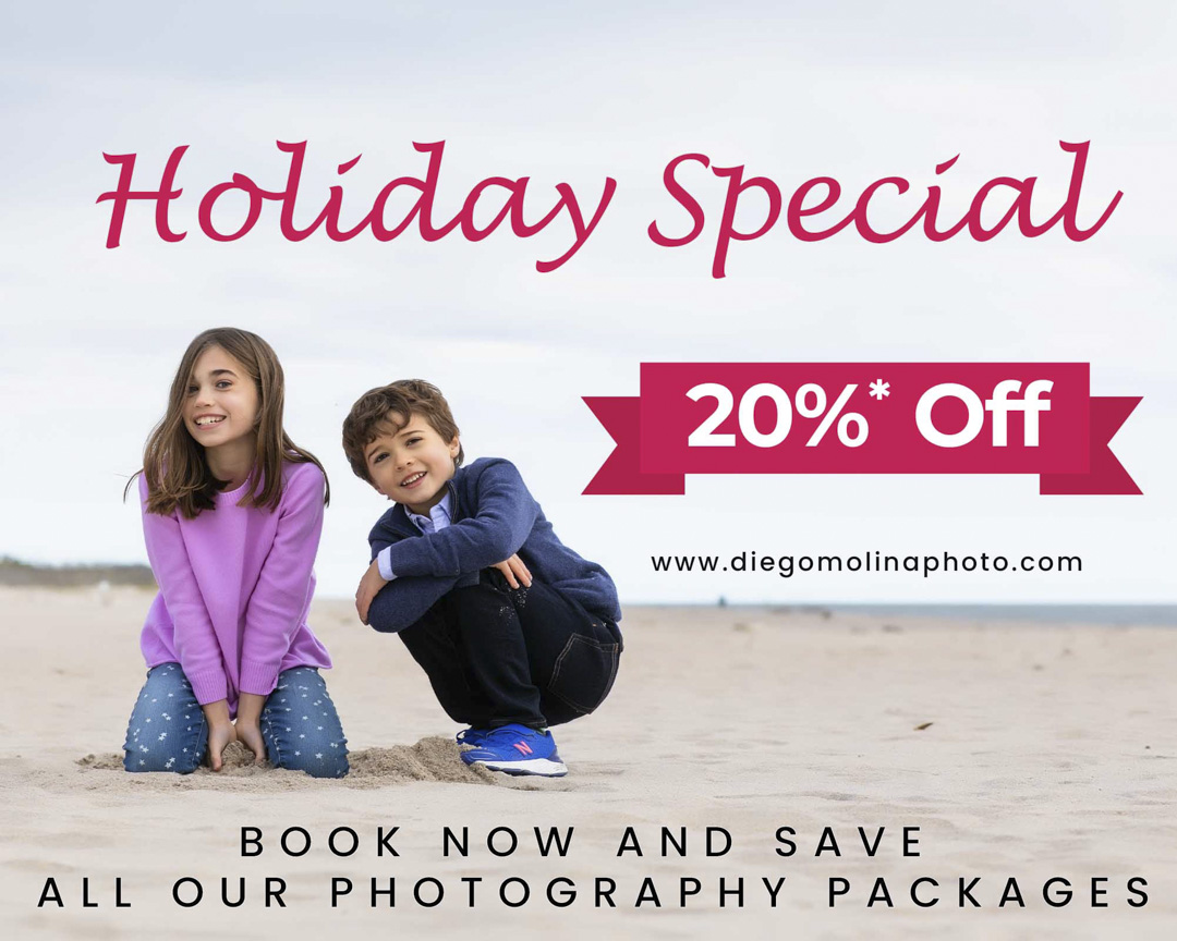 Holiday Photography Special